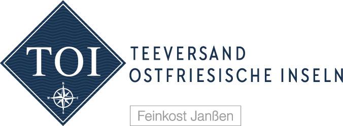 TOI Teeversand Ostfriesische Inseln-Logo